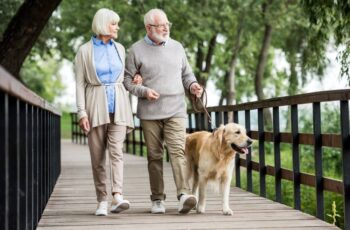 Walking is beneficial for bone health.